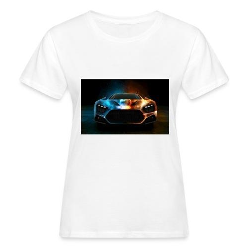 car - Women's Organic T-Shirt