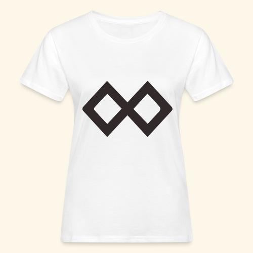 TenX Logo - Frauen Bio-T-Shirt