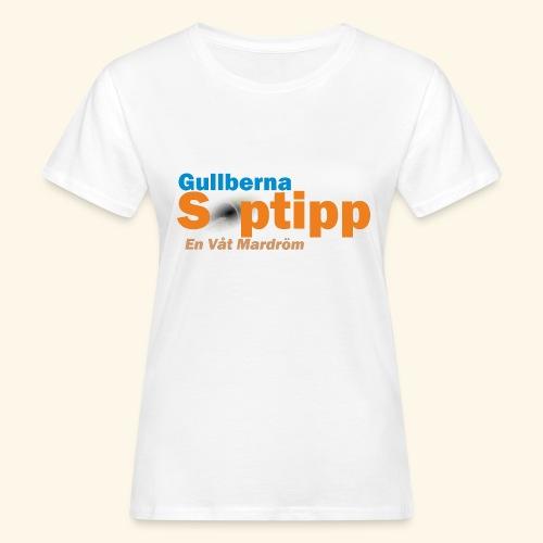Gullberna Soptipp - Ekologisk T-shirt dam