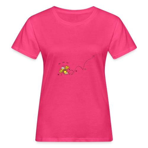 Oei Oei Vogeltje - Vrouwen Bio-T-shirt