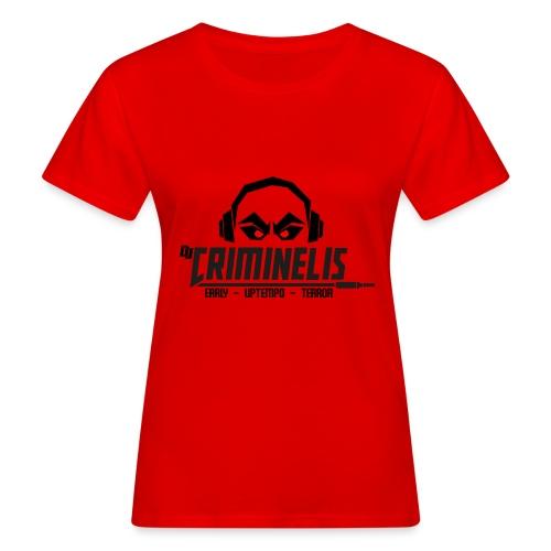 criminelis - Vrouwen Bio-T-shirt