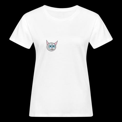 Katze GMBH Logo - Frauen Bio-T-Shirt
