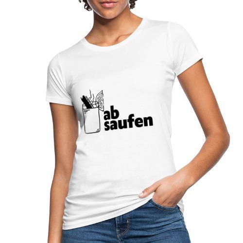 absaufen - Frauen Bio-T-Shirt