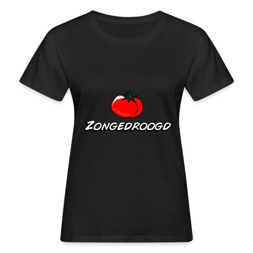 ZONGEDROOGD - Vrouwen Bio-T-shirt