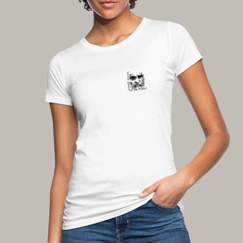 Little piece of art - T-shirt bio Femme