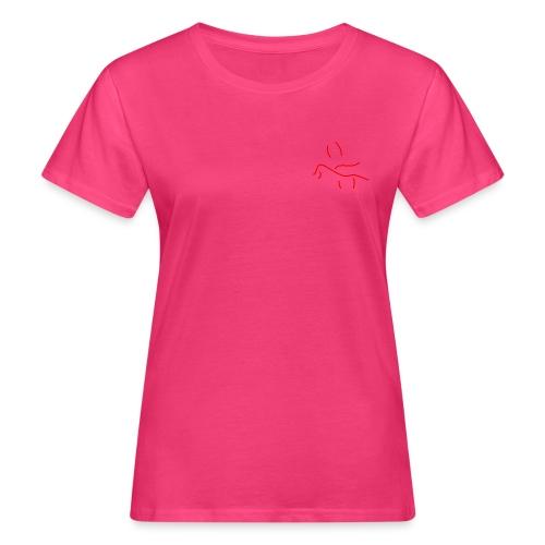 'Drowning in you' (pocket) - Women's Organic T-Shirt