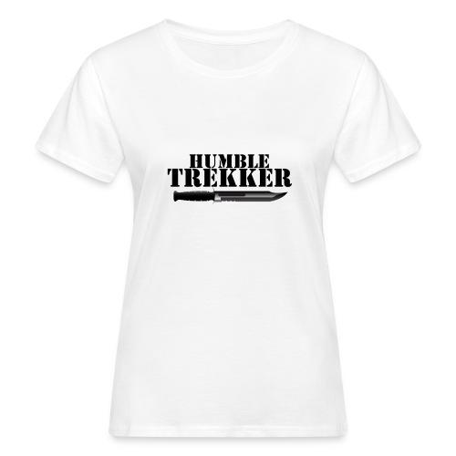Humble Trekker KaBar - Ekologisk T-shirt dam