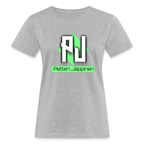 Petteri Jäppinen - Naisten luonnonmukainen t-paita