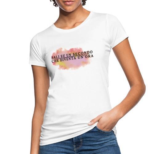 baby - T-shirt ecologica da donna