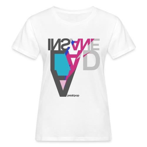 A LAD INSANE PunkPop - T-shirt ecologica da donna