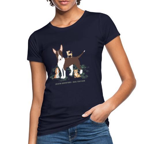 Dog edition - Women's Organic T-Shirt