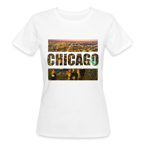 Chicago - Frauen Bio-T-Shirt