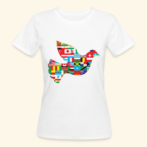 countrys t-shirt - Camiseta ecológica mujer