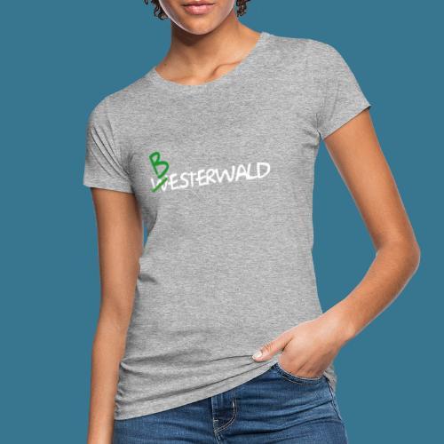 Bester Wald - Frauen Bio-T-Shirt