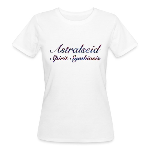 Astralseid - Spirit Symbiosis - Women's Organic T-Shirt