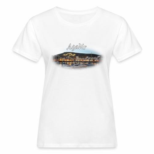 Agadir, Morocco - T-shirt bio Femme