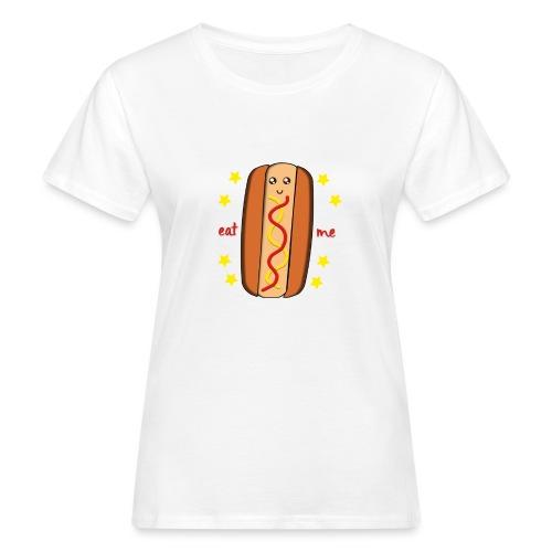 hotdog - T-shirt bio Femme