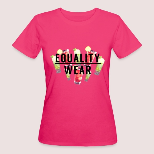 Equality Wear Summer Edition - Women's Organic T-Shirt