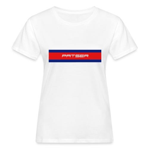 PATSER - Vrouwen Bio-T-shirt