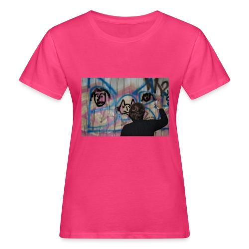 fox1 - T-shirt bio Femme