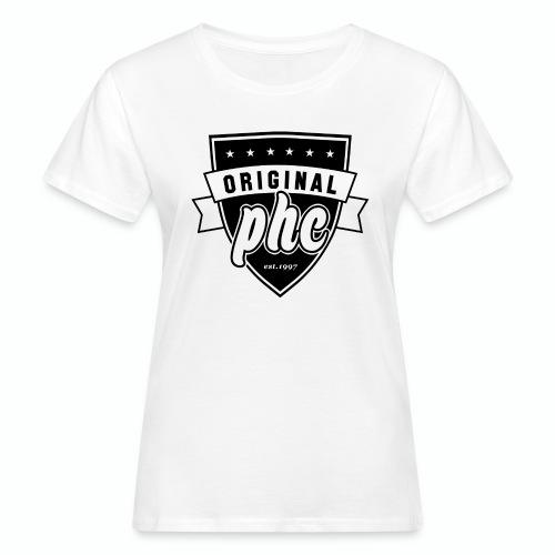 PHC transparent - Ekologisk T-shirt dam