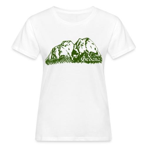 maple leaf gif - Frauen Bio-T-Shirt