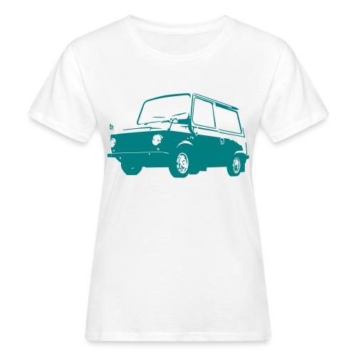Kalmar Tjorven (utan text) - Ekologisk T-shirt dam