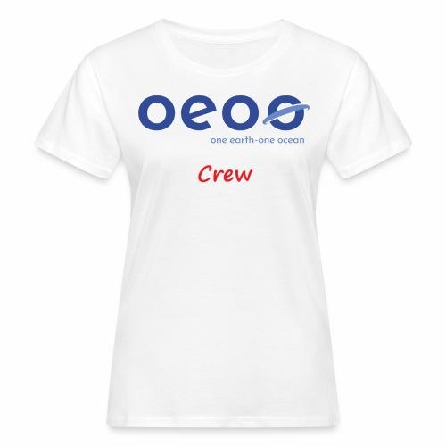 oeoo Crew - Frauen Bio-T-Shirt