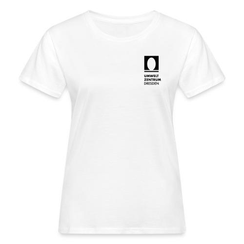 UZ-Logo-v-Schwarz [Konver - Frauen Bio-T-Shirt
