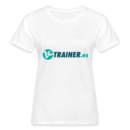 VTRAINER.es - Camiseta ecológica mujer