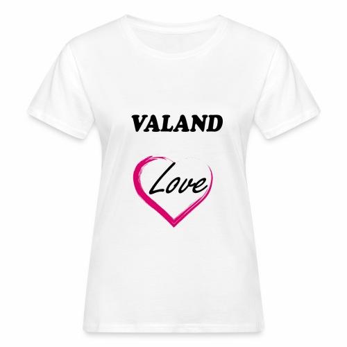 ValAnd Love - Camiseta ecológica mujer