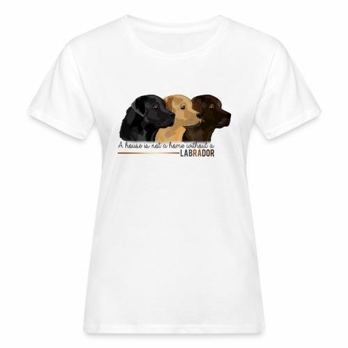 Labrador - T-shirt bio Femme