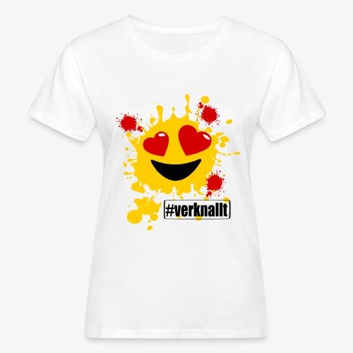 verknallt - Frauen Bio-T-Shirt