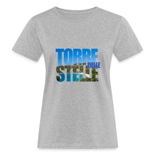 TorreTshirt - T-shirt ecologica da donna
