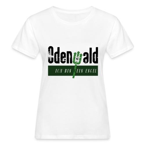 Odenwald - kein Engel - Frauen Bio-T-Shirt