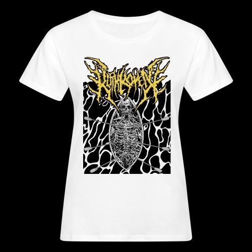 KIRKKIS DEATHMETAL - Naisten luonnonmukainen t-paita
