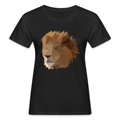 Löwe - Frauen Bio-T-Shirt