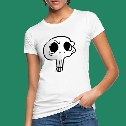 Skull - T-shirt bio Femme