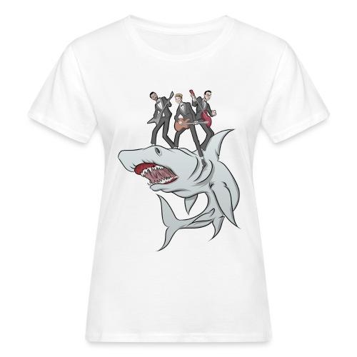 Shark Attack - Women's Organic T-Shirt