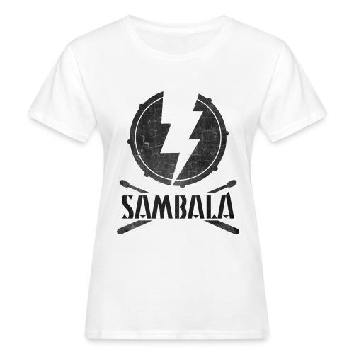 Batucada Sambala - Camiseta ecológica mujer