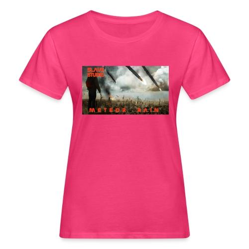 Meteor rain - T-shirt ecologica da donna