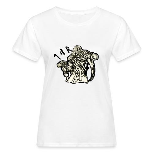 Tor och hammaren - Ekologisk T-shirt dam