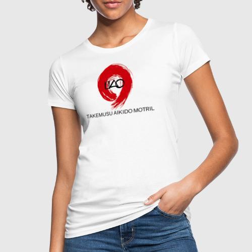 Takemusu Aikido Motril - Red Enso II - Women's Organic T-Shirt