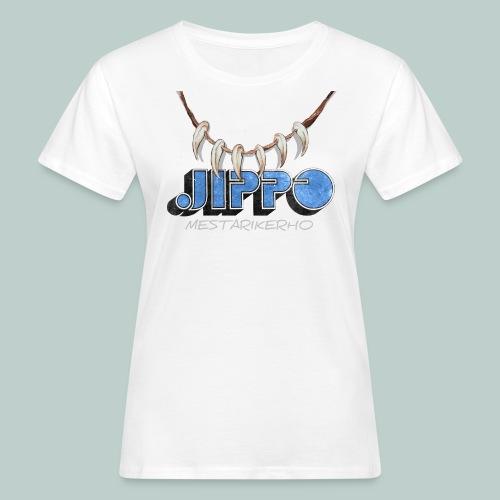 Jippomestari - Naisten luonnonmukainen t-paita