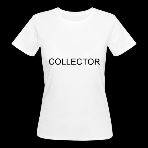 COLLECTOR - Vrouwen Bio-T-shirt