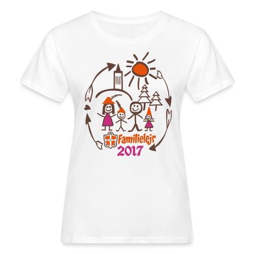 tshirtlogo-sw2017c - Organic damer