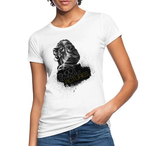 Cecil voor op een gekleurd shirt - Women's Organic T-Shirt