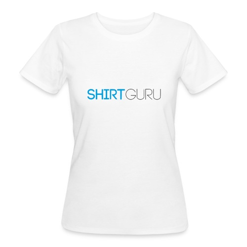 SHIRTGURU - Frauen Bio-T-Shirt