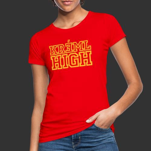 Kreml High - Ekologisk T-shirt dam