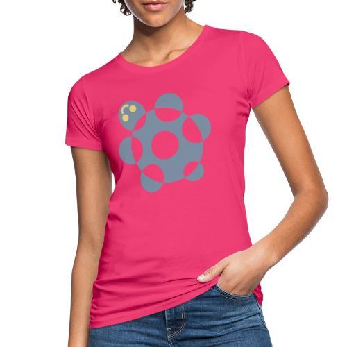 Tartaruga - T-shirt ecologica da donna